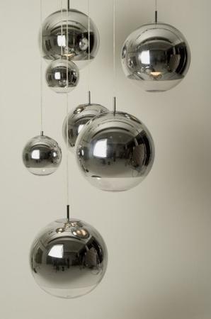 Lampa wisząca kula Ball, różne rozmiary