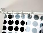 Adapter drążka do zasłon łazienkowych ADAH - zdjęcie 8