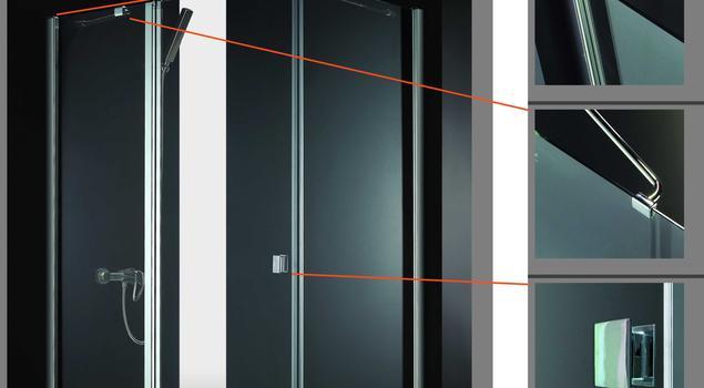 Szklane kabiny prysznicowe Askopol. Prostota i elegancja