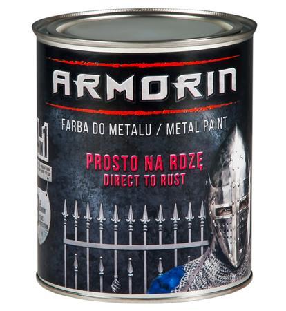 Farba na rdzę Armorin Farba do metalu 4 w 1