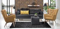 Sofa klasyczna Vega 3 KOLOROWYCH SNÓW.PL