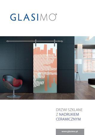 Drzwi ze szkła hartowanego GLASIMO