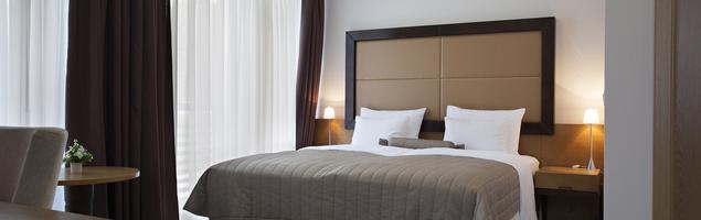 Wystrój sypialni w stylu klasycznym