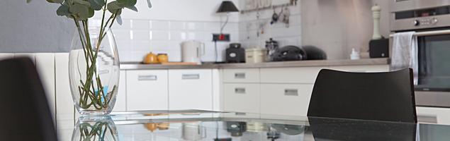Pomysł na kuchnię - styl eklektyczny
