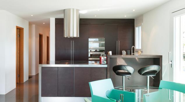 Jak urządzić kuchnię z salonem? -> Kuchnia Z Salonem Jak Urządzić