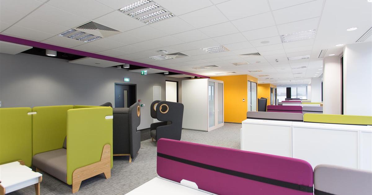 Aranżacja Biura Pomysł Na Biuro Kreatywne I Funkcjonalne