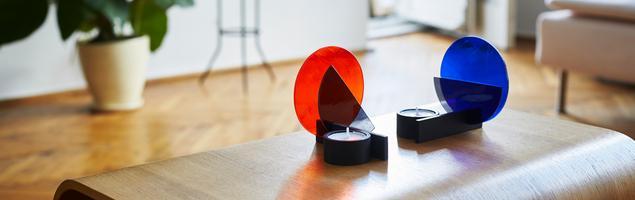 Designerskie świeczniki w stylu vintage inspirowane tradycją – pomysł na dekorację wnętrz