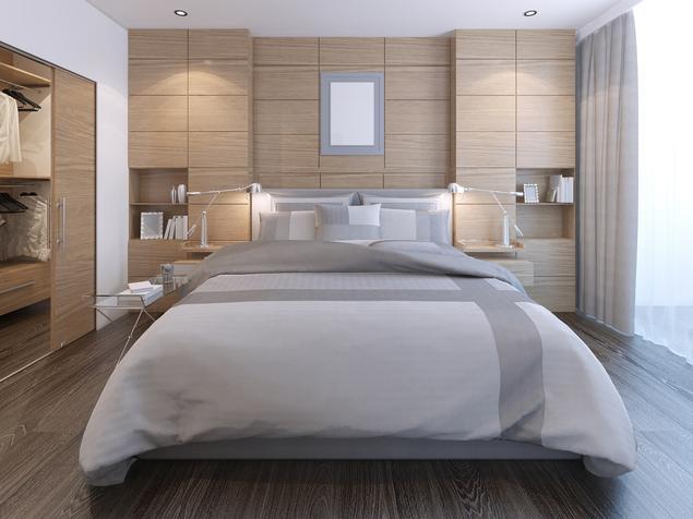 Mała sypialnia – 3 sposoby na przechowywanie w sypialni
