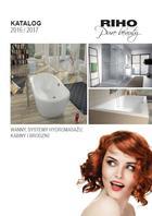 Katalog RIHO Pure Beauty Wanny, hydromasaże, kabiny, brodziki
